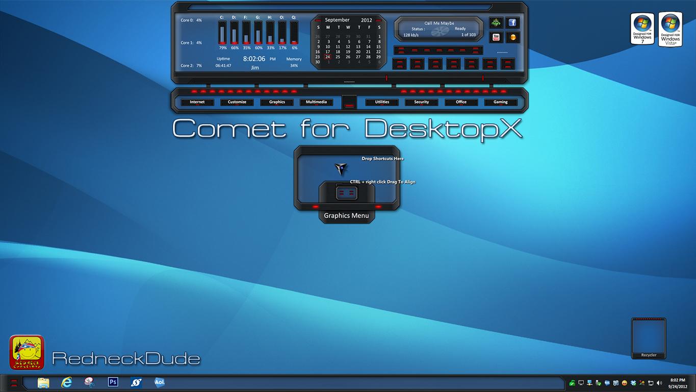 Comet DX