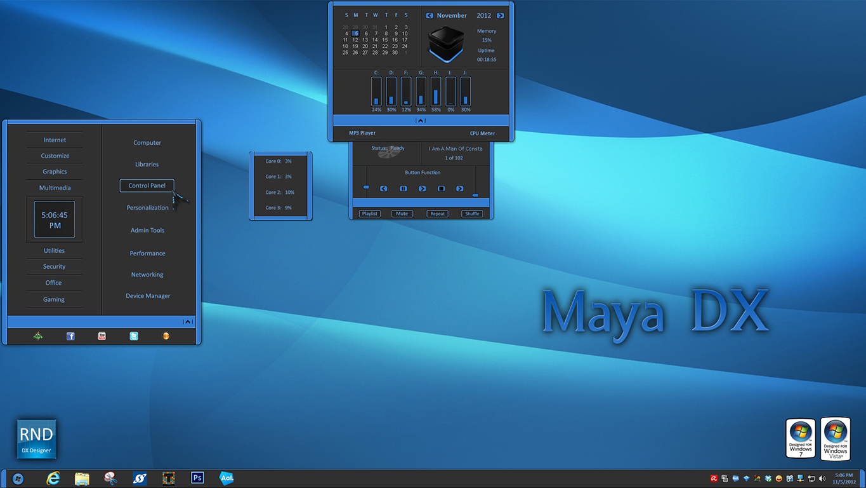 Maya DX