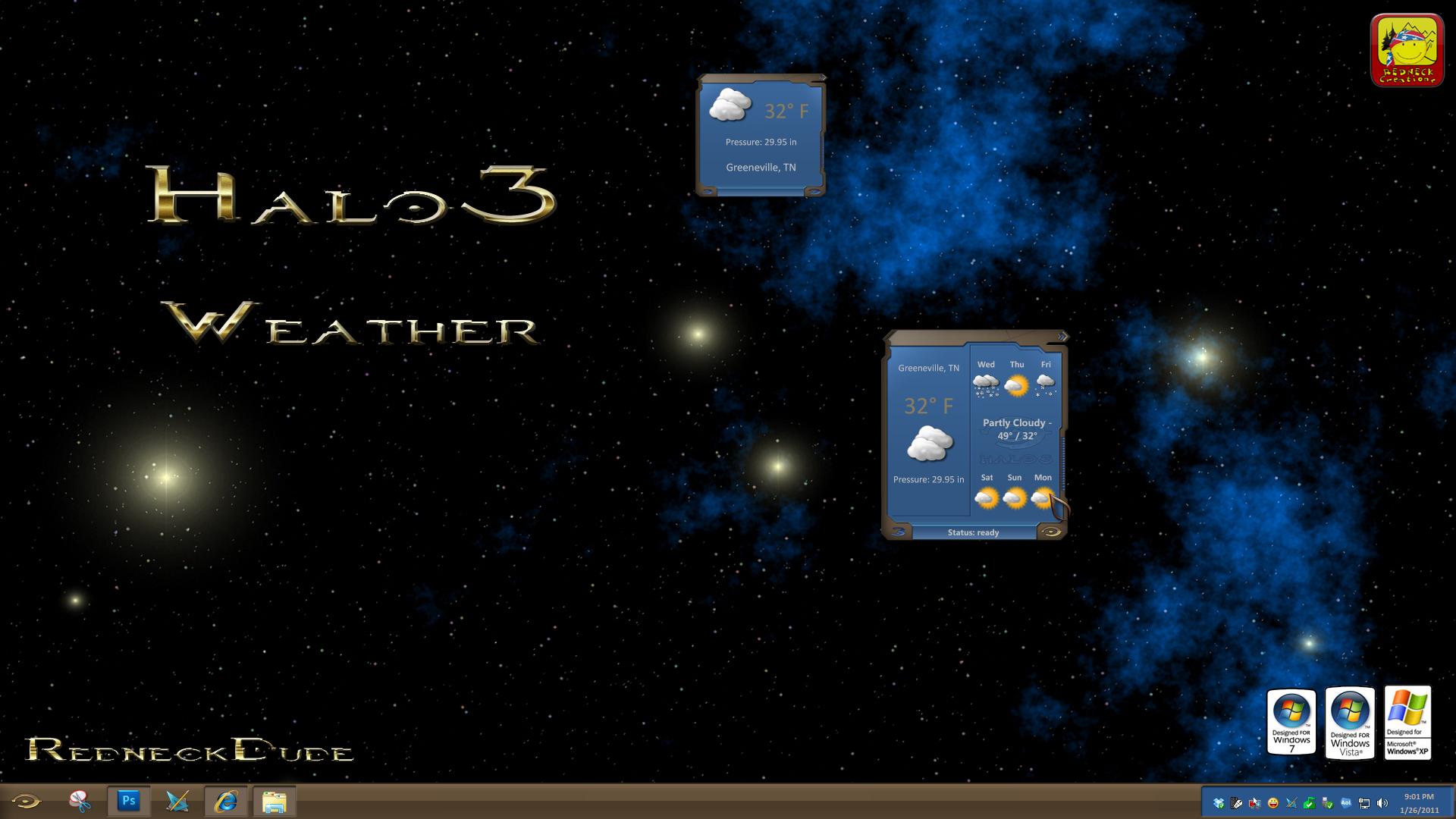 Halo3 Weather_Widget