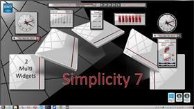 Simplicity Multi Widget