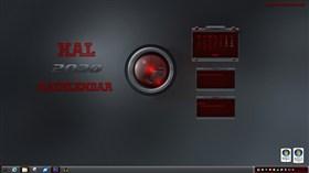 HAL 2030 Rainlendar