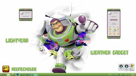 Lightyear Weather Gadget