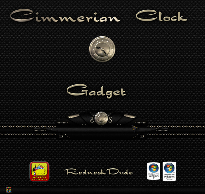 Cimmerian Clock Gadget
