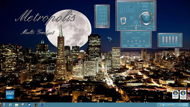 Metropolis Multi Gadget