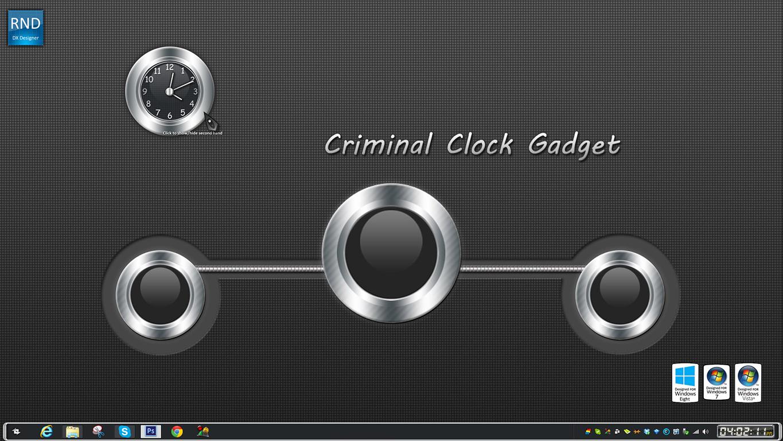 Criminal Clock