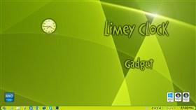 Limey Clock Gadget