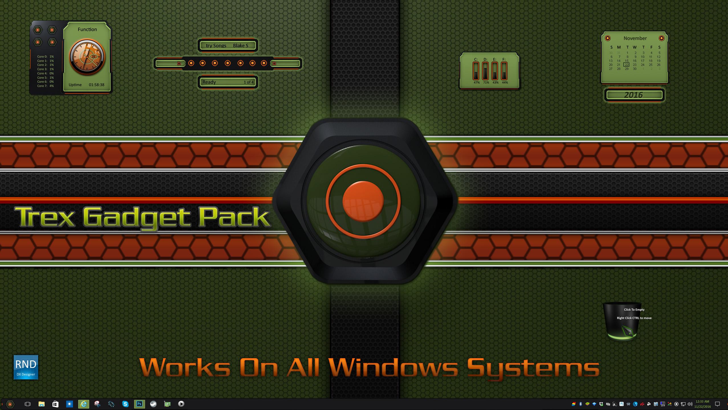Trex Gadget Pack