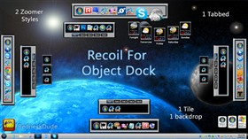 Recoil Dock Pack