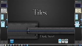 Dark Steel Tiles