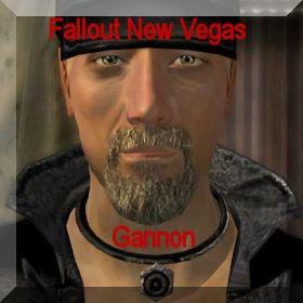 Fallout New Vegas Gannon