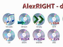 AlexRIGHT - Disc