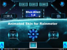 Blue-Alien 1.0