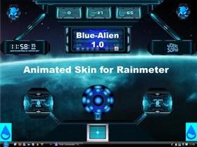 Blue-Alien 1.0