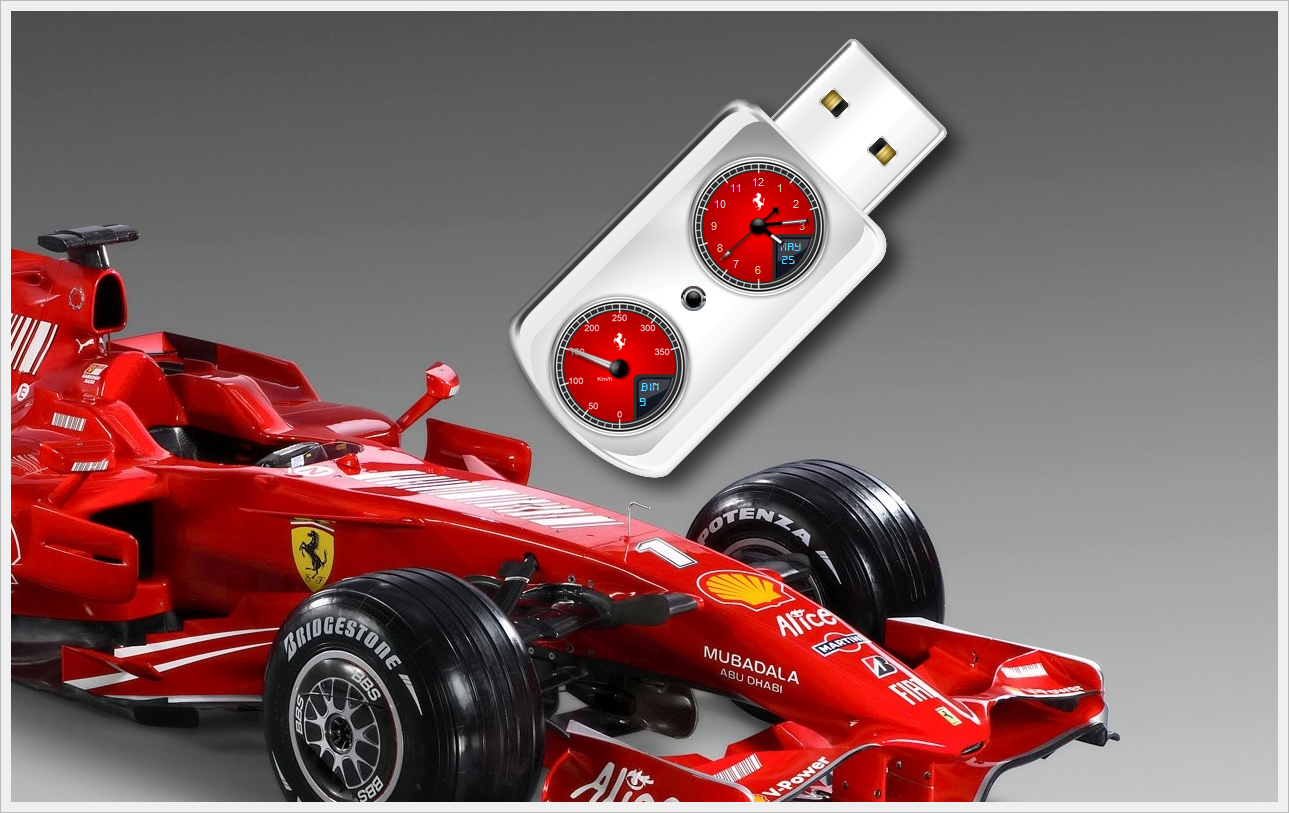 Ferrari Flash Drive