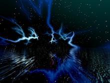 Space Lightning