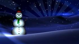 Rockin' Snowman
