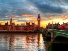 Thames River HDR