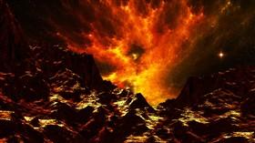 Valcano Eruption