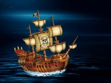 Pirate Ship HD