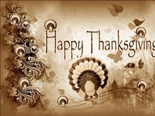 Happy Thanksgiving '09