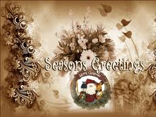 Seasons Greetings 2009