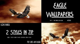 Eagle Walls Set 1
