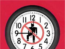 No Gas Clock