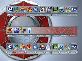 SpiderMan Tabs