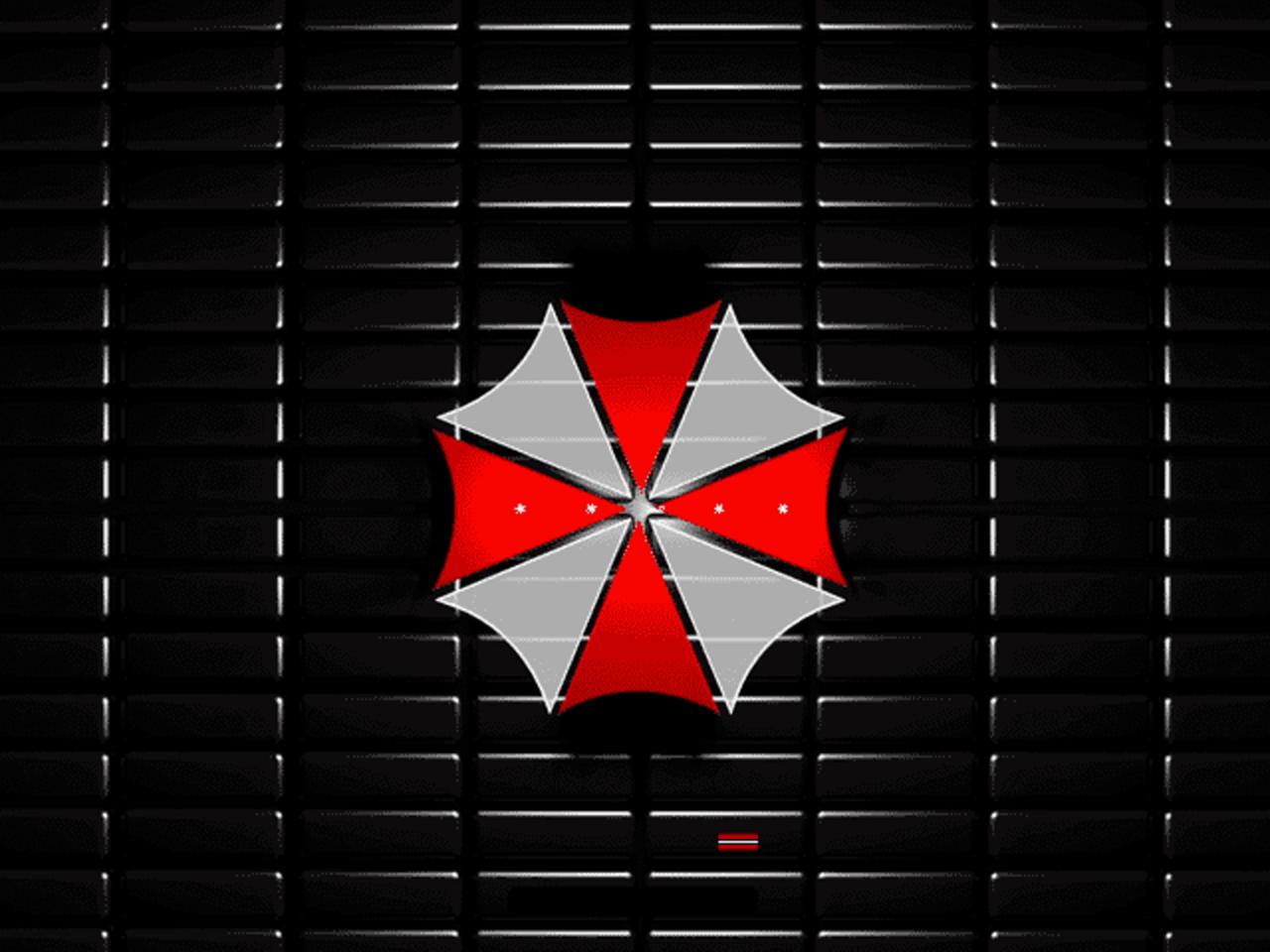 umbrella corp iphone 5 wallpaper