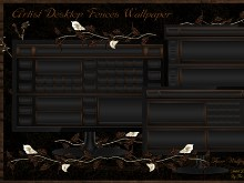 Artist Desktop Fences Wallpapers