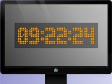 Scoreboard Clock 1.0