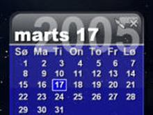 Silica Calendar (Danish)