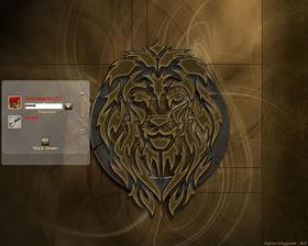 Tribal Lion 1280