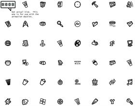 Hollow Icons