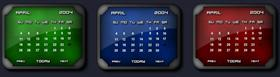 R-Grille dx calendar