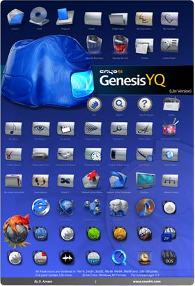 Cryo64 Genesis YQ
