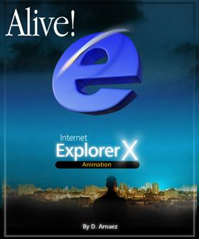 IExplorer X Alive!