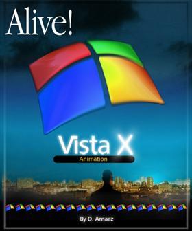 Vista X ALive!