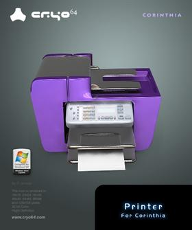 Cryo64 Corinthia - Printer