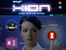 XION - Futuristic Icons