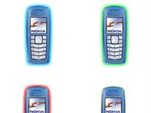 Nokia 3100 Mobile/Cell Phone Icons