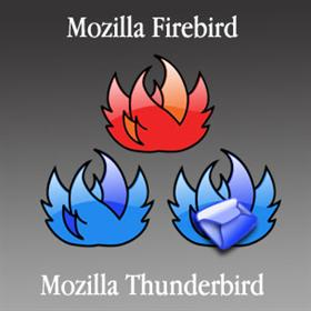 Mozilla Firebird and Thunderbird