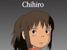Chihiro - Spirited Away