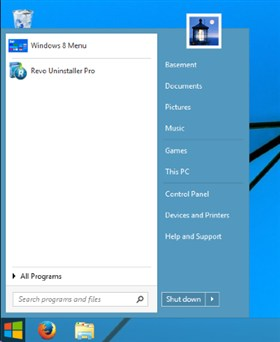 Win 8 Native Buttons