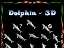 Dolphin - 3D