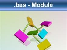 Visual Basic: Module (*.bas)