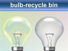 Recycle Bin: Bulb