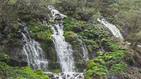 Kiyosato Waterfall 1