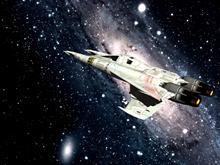 On Galaxy Patrol Wide Screen