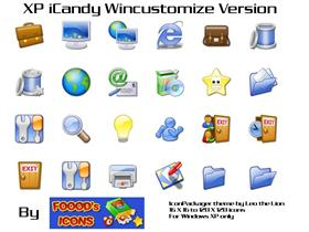 XP iCandy WC version